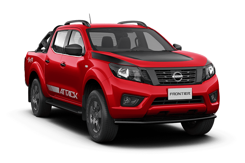 Carro 0km Frontier Attack Proeste Nissan